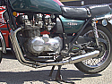 KAWASAKI Z750 L1-L4 4-1 EXHAUST SYSTEM ROAD LEGAL