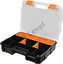 PLASTIC CONTAINER, TRAY 28 COMPARTMENTS 340MM x 250MM