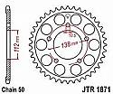 1871-48 REAR SPROCKET CARBON STEEL