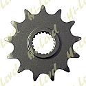 427-13 FRONT SPROCKET SUZUKI RM-X250 2010-2012, RM125 1988-1991
