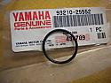 Yamaha Clutch Actuator , O-Ring 93210-25552
