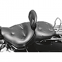 HARLEY DAVIDSON FLHR SEAT REGAL ONE-PIECE ULTRA TOURING 2-UP PILLOW TOP