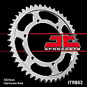 862-44 REAR SPROCKET CARBON STEEL