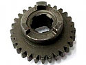 GEAR, SHAFT 2ND C90 CUB