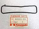 Kawasaki NOS NEW 92055-105 O Ring KL KZ KLT KLX KL250 KZ200 KLT250