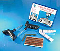 MOTORCYCLE & CAR TUBELESS TYRE REPAIR KIT