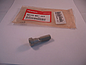 HONDA RC30,CBR600,CBR1000,VFR750,RVF750 FORK BOLT P/No 90126-MR7-003