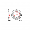 301-39 REAR SPROCKET CARBON STEEL