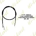 YAMAHA XJ750 SPEEDO CABLE