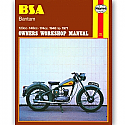 BSA BANTAM 1948-1971 WORKSHOP MANUAL