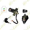 APRILIA SR50 2005-ONWARDS INJECTION IGNITION SWITCH & SEAT LOCK