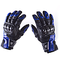 VIERA GLOVE BLACK/BLUE