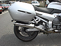 YAMAHA FJR1300 SILENCERS ROAD (PAIR) IN BRUSHED STAINLESS