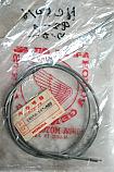 Honda NC50 Choke Cable Silver P/No 17950147000