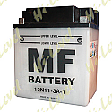 BATTERY 12N11-3A-1 (L: 134MM x H: 154MM x W: 90MM) (5S)