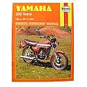 YAMAHA RD200, YAMAHA RD200DX, YAMAHA YCS-3E, YAMAHA YCS-5E 1971-1978 WORKSHOP MANUAL