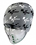 MOTOGP BEANIE HAT ONE SIZE FITS ALL (GRAY)