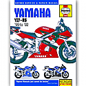 YAMAHA YZF-R1, YAMAHA YZF-R6 1999-2002 WORKSHOP MANUAL
