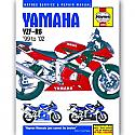 Yamaha YZF-R6 (99-02) WORKSHOP MANUAL