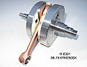 KTM250SX, EXC NEW CRANKSHAFT 54830018200/8300/8400