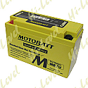 MOTOBATT BATTERY MB7U FULLY SEALED CT7B-4, CT7B-BS (8)