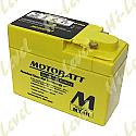MOTOBATT BATTERY MTR4 FULLY SEALED CTR4A-BS (20)