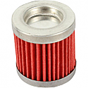 PIAGGIO/ VESPA ET4 125, LIBERTY 125, HEXAGON 125 LX, SFERA 125 RST 1996-2000 OIL FILTER REPLACEABLE ELEMENT