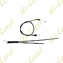 SUZUKI TS100ER, SUZUKI TS125ER, SUZUKI TS185ER THROTTLE CABLE