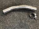 TRIUMPH TIGER 955i 2001-06 STD DUTY SILENCER LINK PIPE
