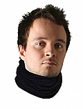 NECK TUBE THERMAL ONE SIZE FITS ALL (BLACK)