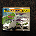 KAWASAKI NINJA ZX6R 2003-04 MOTRAX RRSEND NUMBER PLATE BRACKET