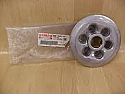 YAMAHA CLUTCH COVER PLATE GENUINE