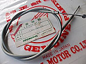 HONDA C90 CT90 THROTTLE CABLE P/No 17910-053-000