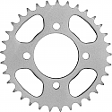 476-35 REAR SPROCKET KAWASAKI Z250T1 1978-1983