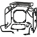 MOOSE RACING EXPEDITION LUGGAGE SYSTEM SIDE CASE MOUNT REPLACEMENT