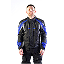 CORETECH JACKET UNISEX BLACK/BLUE