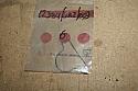 HONDA GENUINE C50LAC C50 RH CYLINDER HEAD COVER RUBBER GASKET 12394 GB2 003