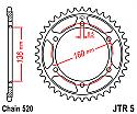 5-47 REAR SPROCKET CARBON STEEL
