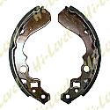 DRUM BRAKE SHOES K718 160MM x 24MM (PAIR)