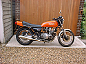 SUZUKI GS550 FOUR ALL MODELS 4-1 EXHAUST SYSTEM ROAD LEGAL