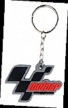 Rubber fob with MotoGP logo MOTOGP KEY RING