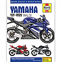 YAMAHA YZR-R125 2008-2011 WORKSHOP MANUAL