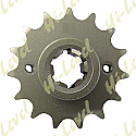 554-14 FRONT SPROCKET HYOSUNG GT250 04-10, GV250 01-10