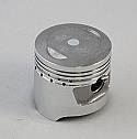 HONDA C70C,E (126) CUB 1982-ON MODELS PISTON KIT (STD) 47mm TO 48mm O/SIZE JAPAN