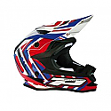 Progrip 3191/16 Helmet Red/White/Blue