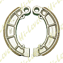 DRUM BRAKE SHOES H351 158.5MM x 30MM (PAIR)