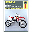 Honda CR Motocross Bikes (86-07)  WORKSHOP MANUAL