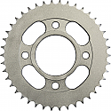 265-42 REAR SPROCKET HONDA CG125ES4 2004-2007 ALTERNATIVE