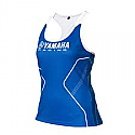 "LADIES YAMAHA PADDOCK TANK TOP - SIZE XL (38"" UK)"