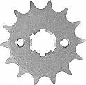 258-17 FRONT SPROCKET CHINESE 4T (428 CHAIN)